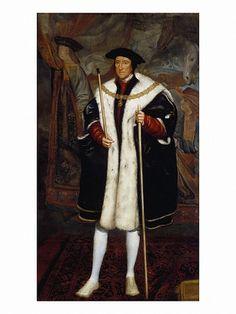 Thomas Howard, Duke of Norfolk, maternal Uncle of Anne Boleyn, Katheryn Howard, and Elizabeth I