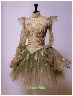 Ballerina fantasy costume