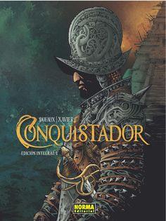 #Reseña de Conquistador, de Dufaux y Xavier