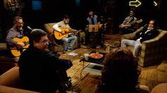 """LEONEL SOTO participa en """"El Tímpano"""" junto a sus maestros LUIS FELIPE TOVAR y """"MEXICANTO"""" (SERGIO FÉLIX y DAVID FILIO). Canciones """"Claro que"""", min 00:13 y """"... Our song yu know it..."""