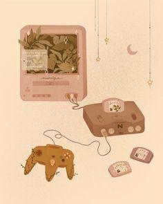 aesthetic brown anime drawing desktop backgrounds wallpapers boba tea cat cats kawaii fenomendestek maree tweet