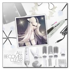 """Newchic (2/V)"" by dorinela-hamamci ❤ liked on Polyvore featuring beauty"
