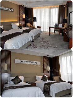 Modern Furniture Factory factory custom luxury modern natural veneer commercial hotel