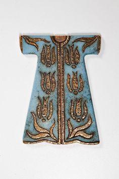 . Kaftan, Pottery Lessons, Batik Pattern, Ceramics Projects, Marquetry, Sufi, Home Crafts, Persian, Stencils