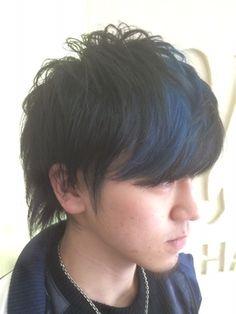 アルファレイズ ヘア ユニット(alphareiz hair unit)ここまではなかなか出ない…ブルーメッシュ