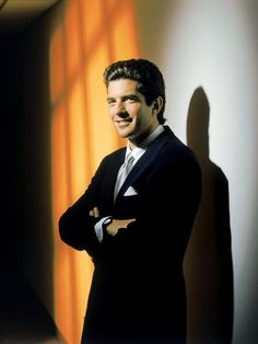 John F. Kennedy, Jr. (November 20, 1960 ~ July 16, 1999)