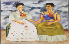 Frida Kahlo - Gallery: The 25 Coolest Artist Self-Portraits | Complex AU