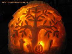 Pumpkin Carving Photos | Pumpkin Carving Gallery