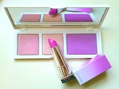 Review, Swatches: SEPHORA + PANTONE UNIVERSE 2014 Color of the Year Radiant Orchid Collection – How To Wear Purple On Your Eyes, Lips, Cheeks And Nails