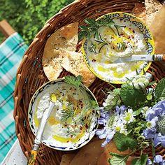 Buttermilk-Ricotta Cheese Dip | MyRecipes