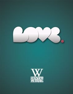 Another one of the posters created to show our love for Valentines Day.  Tell us what you think!