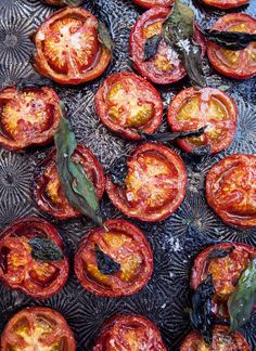 Roasted Tomatos