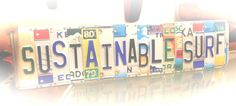 Sustainable Surf-sign