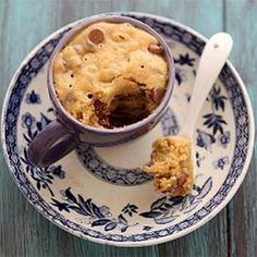1 min Cookie in a mug