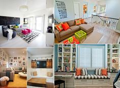 15 Fun Elements to Add to Your Family Room - http://www.amazinginteriordesign.com/15-fun-elements-to-add-to-your-family-room/