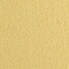 Moquette en laine jaune d'œuf, Prestige