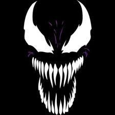 Venom - Google Search Marvel Venom, Marvel Art, Stencil Art, Stencils, Gift Tattoo, Venom Tattoo, Venom Art, Black Spiderman, Dark Art Drawings