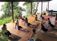 Yoga Retreats -