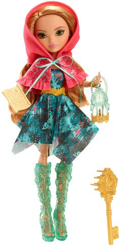 Check it out! The Into the Woods dolls are up on Amazon! They're not available yet, but keep an eye out--that's sure to change soon.   P.S. How lovely is this Ashlynn Ella? She might be coming home with us sometime in the future. :)