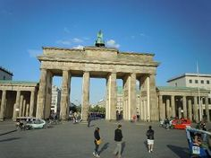 Our Town travel blogger continues with her European cruise.  This stop it's Berlin, German (see Brandenburg Gate here).  Catch up at http://www.ourtown.com/nky/article/2012/4/25/berlin-germany-a-quick-overview.html