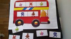 Lägg lika med Babblarna. Preschool, Kids Rugs, Teaching, Inspiration, Biblical Inspiration, Kid Friendly Rugs, Learning, Kindergarten, Preschools