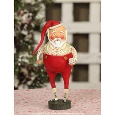 Mr. Claus by Lori Mitchell