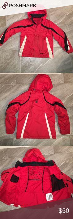 SPYDER COAT SPYDER COAT Kids SIZE 8 good condition Spyder Jackets & Coats Puffers