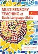 Adopted by colleges and universities across the country, this definitive core text is now fully revised and expanded with cutting-edge research and more on hot topics such as executive function, fluency, and adolescent literacy.  The most comprehensive text available on multisensory teaching, this book shows preservice educators how to use specific multisensory approaches to dramatically improve struggling students' language skills and academic outcomes in elementary through high school.