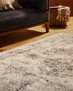Tapetes Vintage, Zara Home Canada, Rugs In Living Room, Shag Rug, Animal Print Rug, United Kingdom, Vintage Rugs, Holland, Improve Yourself