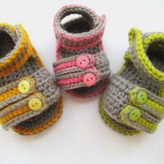 Crochet Pattern for 0-12 months