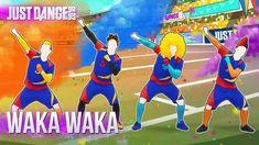 Just Dance 2018 - Waka Waka This Time For Africa - 4 players Just Dance 4, Creative Curriculum Preschool, Brain Break Videos, Time For Africa, Cotton Eyed Joe, The Lion Sleeps Tonight, Waka Waka, Rare Videos, Music And Movement