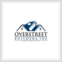 Overstreet Builders, Inc. - Create a logo for a luxury custom home builder located in the west suburbs of Chicago.