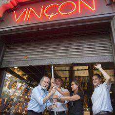 VINÇON's instagram picture - Moltíssimes gràcies, adeu! Foto: Carlos Montañés #vinçon