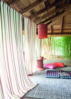 Window Coverings, Fabrics, Windows, Curtains, Pretty, Home Decor, Tejidos, Blinds, Decoration Home