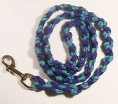 How To Make A Paracord Dog Leash Using The Seesaw Knot