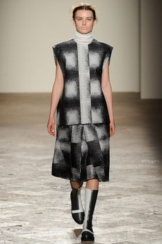 Gabriele Colangelo Fall 2014 Ready-to-Wear Collection Slideshow on Style.com