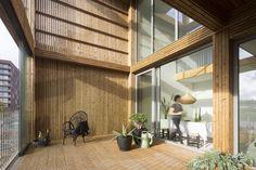 Galería de Woodlofts Buiksloterham / ANA architecten - 11