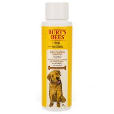 Burt's Bees® Itch-Soothing Dog Shampoo - Honeysuckle at PetSmart. Shop all dog shampoos & conditioners online No Rinse Shampoo, Natural Shampoo And Conditioner, Best Dog Shampoo, Oatmeal Shampoo, Bee Dog, Dog Grooming Supplies, Pet Grooming, Pyrus, Dog Wash
