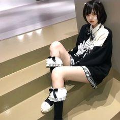 Ulzzang Girl, Punk, Style, Fashion, Swag, Moda, Fashion Styles, Fasion, Punk Rock