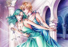 haruka michiru hentai | Yuri - 9cf187edc1a5 - Sailor Moon Doujinshi & Hentai