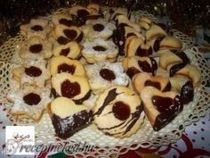 Vaníliás linzer Waffles, Breakfast, Food, Morning Coffee, Eten, Waffle, Meals, Morning Breakfast, Diet