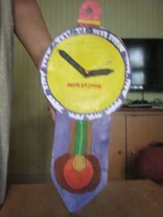 A Hand-made Clock