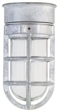 The Bullet Cast Guard - modern - ceiling lighting - tampa - Barn Light Electric Company