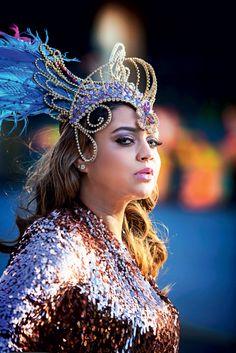 Preta Gil abre alas para os ensaios de Carnaval com o Bloco da Preta - http://epoca.globo.com/colunas-e-blogs/bruno-astuto/noticia/2014/01/bpreta-gilb-abre-alas-para-os-ensaios-de-carnaval-com-o-bloco-da-preta.html (Foto: Leo Aversa)