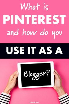 What is Pinterest and how do you create a Pinterest marketing strategy? If you are a blogger how do you pin, when do you pin, how do you use Pinterest to grow your blog? #pinterest #pinterestmarketing Social Media Tips, Social Media Marketing, Marketing Strategies, Content Marketing, Make Money Blogging, How To Make Money, Blogging Ideas, How Does Pinterest Work, Site Internet