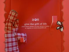 """""""The Gift of Life"""" 