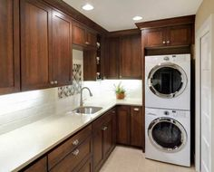 Reconfigure Laundry Room? By Tarallo Kitchen And Bath, Inc. | Laundry Room  Stackables | Pinterest | Laundry Rooms, Laundry And Bath