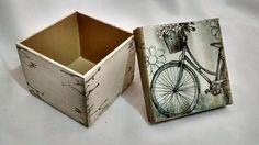 Mini Caixa com Sabonete | jupi artes - pintura e decoupagem em mdf | Elo7