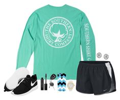 """""""♡Some Days, You Have To Create Your Own Sunshine♡"""" by theblonde07 ❤ liked on Polyvore featuring NIKE, Bobbi Brown Cosmetics, Mark Broumand, Kate Spade, women's clothing, women, female, woman, misses and juniors"""