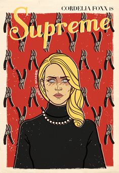 Supreme by laurencskinner.deviantart.com on @DeviantArt
